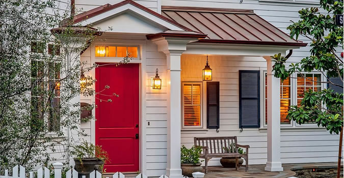 Exterior High Quality Painting Fort Worth Door painting in Fort Worth