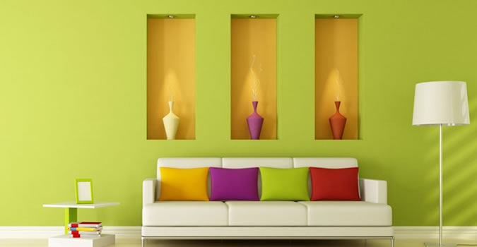 Interior Design Painting in Fort Worth