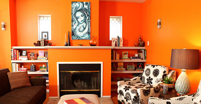 Interior Painting Services in Fort Worth